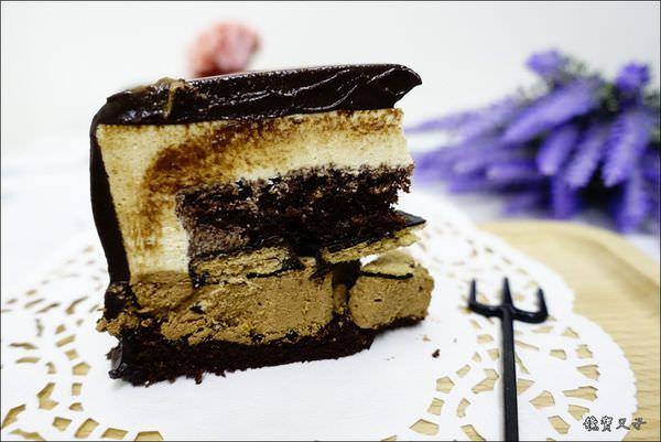 Black As Chocolate 頂級巧克力蛋糕 (16).JPG