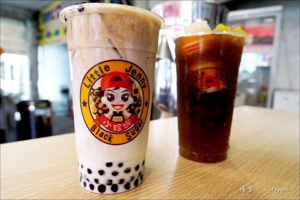 小珍妮-黑糖爆冰紅茶 (12).JPG