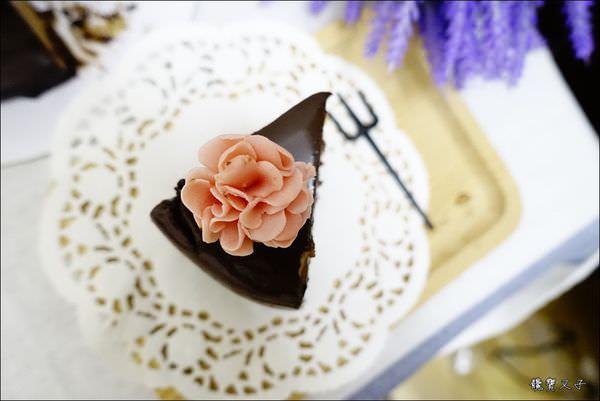 Black As Chocolate 頂級巧克力蛋糕 (14).JPG