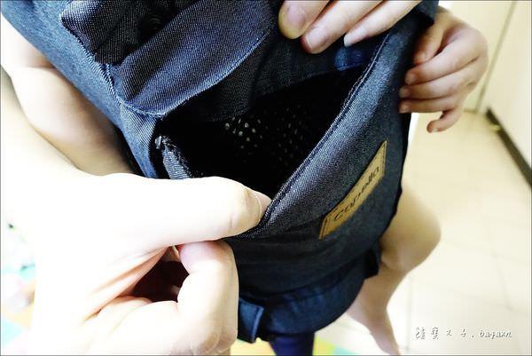 【Capella】無尾熊坐墊式揹巾 (11).JPG