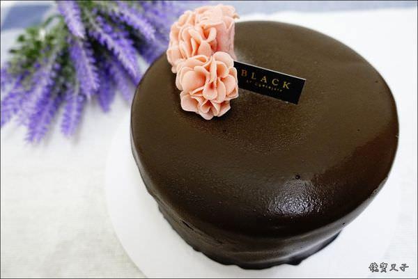 Black As Chocolate 頂級巧克力蛋糕 (12).JPG