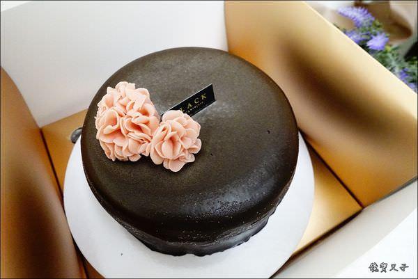 Black As Chocolate 頂級巧克力蛋糕 (6).JPG