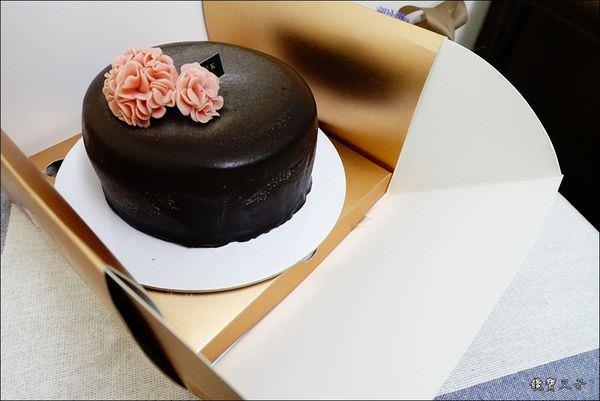 Black As Chocolate 頂級巧克力蛋糕 (7).JPG