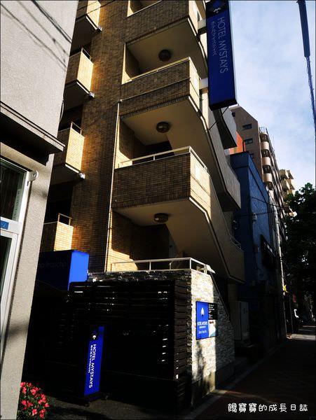 上野-Hotel Mystays (3).JPG