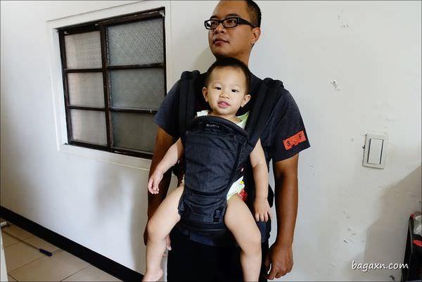 MiaMily健康護脊嬰兒背帶 (24).JPG