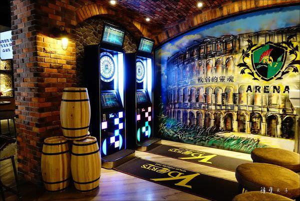 ARENA 遊戲主題餐廳 (8).JPG