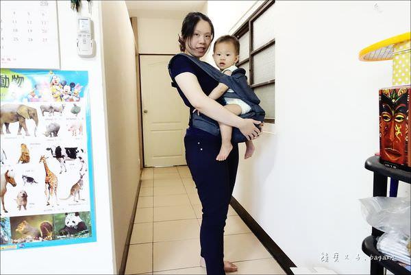 【Capella】無尾熊坐墊式揹巾 (22).JPG