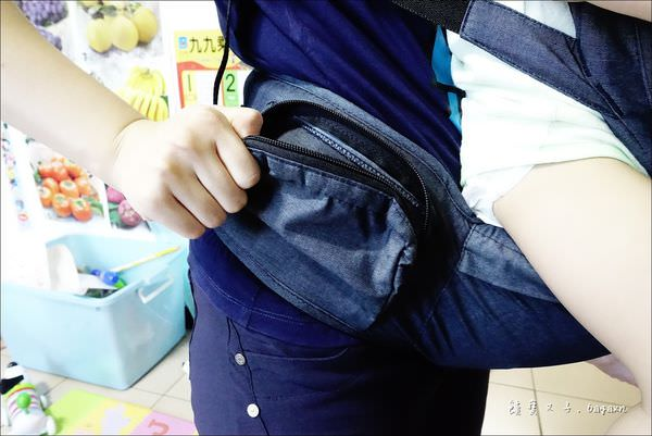 【Capella】無尾熊坐墊式揹巾 (12).JPG